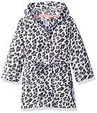 The Children's Place Toddler Girls' Leopard Animal Print Tie Bathrobe, Dovetail 86760, S (5/6)