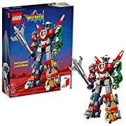 Amazon #DealOfTheDay: LEGO Ideas Voltron 21311 Building Kit (2321 Pieces)