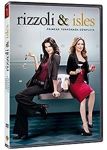 Rizzoli & Isles - Temporada 1 [DVD]