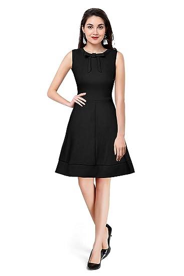 knee length one piece dress