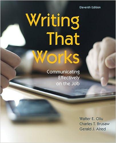 That works edition pdf 11th writing