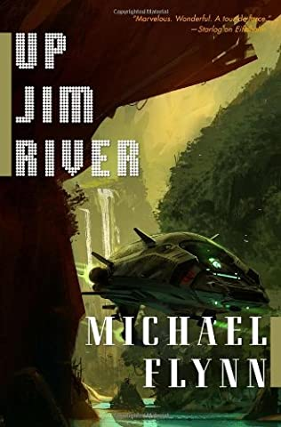 book cover of Up Jim River