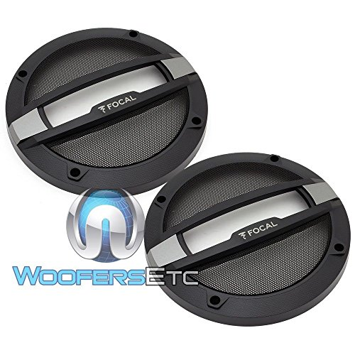 pkg Focal Auditor R-165S2 6.5'' 120W RMS 2-Way Component Speakers and Focal Auditor R-165C 6.5'' 120W RMS 2-Way Coaxial Speakers by Focal (Image #5)