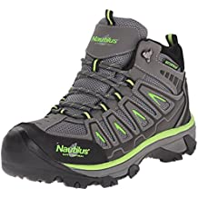 Nautilus 2202 Light Weight Mid Waterproof Safety Toe EH Hiking Shoe