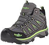 Nautilus 2202 Light Weight Mid Waterproof Safety Toe EH Hiking Shoe, Grey, 11 M US