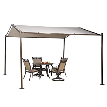 Abba Patio Portable Outdoor Canopy Garden Gazebo