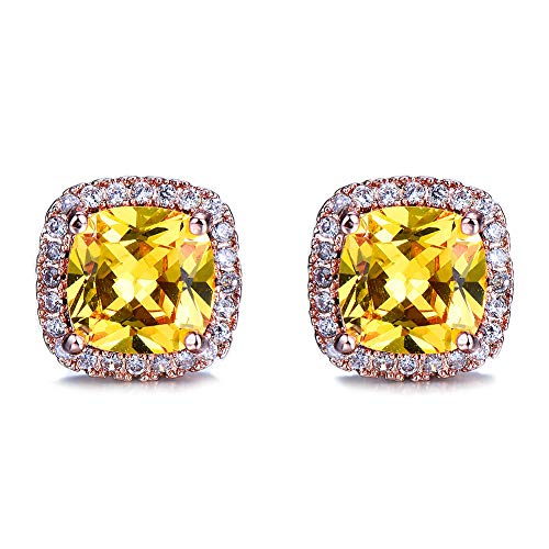 Stud Drop Dangle Earrings Made with Swarovski Crystals Jewelry for Women Girls (M01) ()