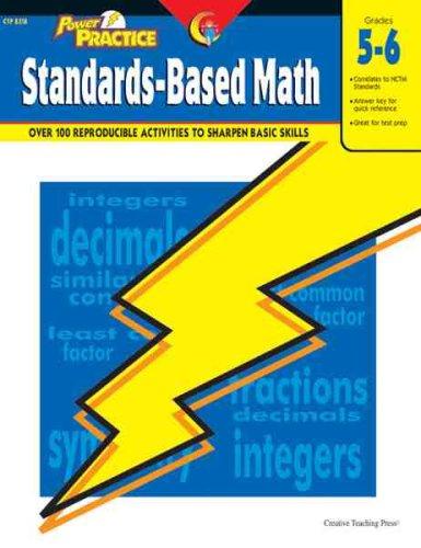 Power Practice: Standards-Based Math, Gr. 5-6