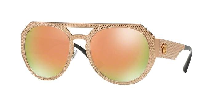 Amazon.com: NUEVO Versace VE 2175 – Gafas de sol Hombres ...