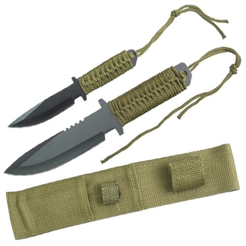 Jungle Recon Knife Set, Outdoor Stuffs