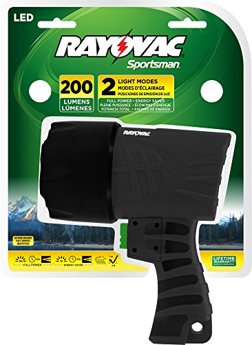 Rayovac Sportsman Spotlight Batteries SPSP B