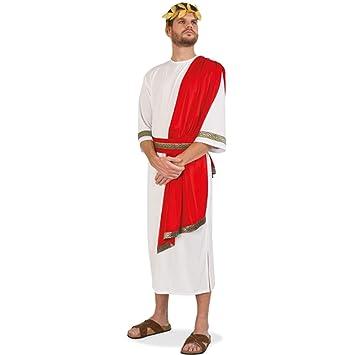 Römischer Senator Kostüm NEU Herren Karneval Fasching Verkleidung Kostüm