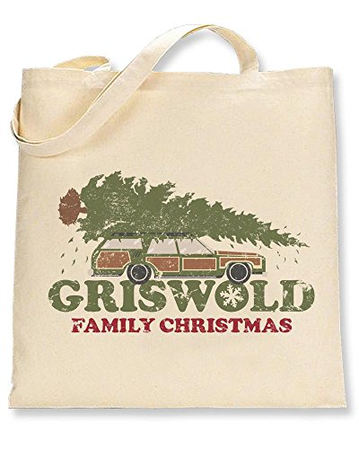 Griswold Tote Christmas Tshirts® Shaw Inspired Lampoon's National Family Bag zOwwR5qS