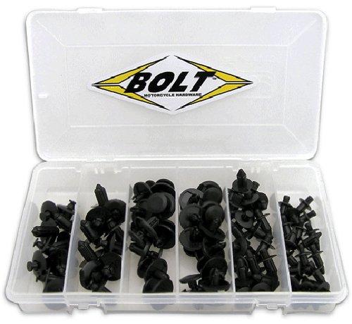 Bolt Motorcycle Hardware Rivet Assortment 2009-RIVETS