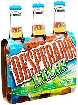 Desperados Lime Mit Limette Kaktus Tequila 3x330ml Neu Amazon De Bier Wein Spirituosen