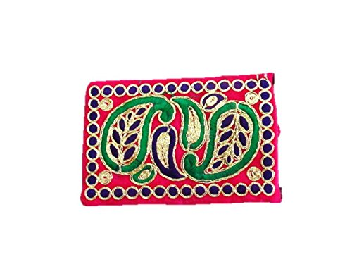 Borsa Purpledip, Clutch Donna Multicolore Multicolore