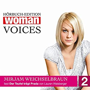Der Teufel trägt Prada (WOMAN Voices Edition 2) Hörbuch