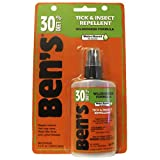 Ben's 30% Deet Tick & Insect Repellent 3.4oz Pump (3 Pack)