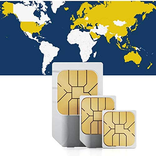 71+ Holiday Countries High-Speed Mobile Data SIM Card 3GB Valid for 60 -