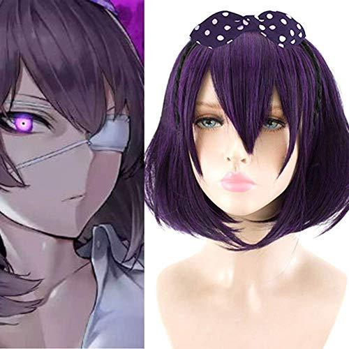 Tiyila Anime Gambler Midari Ikishima Per/ücke Anime Cosplay Requisite Geschenk
