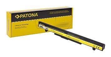 PATONA – Batería para ordenador portátil ASUS GL | GL552 GL552J GL552JX | V | GL552VW