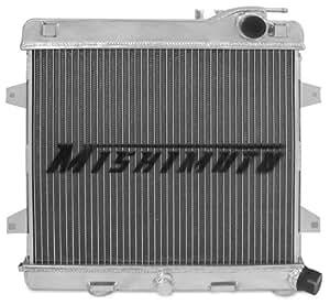 Mishimoto MMRAD-E30-82 Manual Transmission Performance Aluminium Radiator for BMW E30