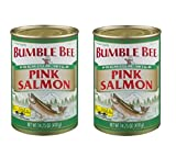2 Pack - BUMBLE BEE Pink Salmon Diversion Can