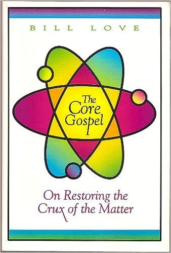 Book The Core Gospel