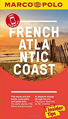 French Atlantic Coast Marco Polo Pocket Travel
