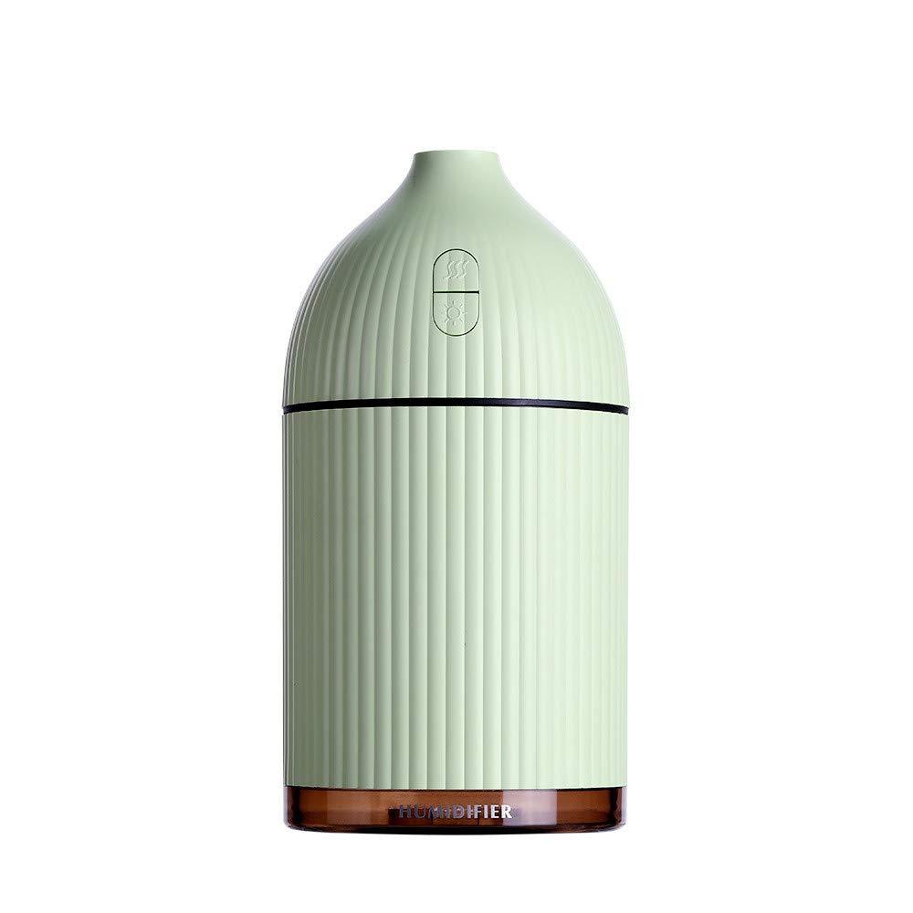 Gelb FeiliandaJJ Mini tragbar Luftbefeuchter Ultraschall 300ML Stumm Zerst/äuber Humidifier f/ür Yoga Babyzimmer B/üro Weihnachten Geschenk USB-Schnittstelle