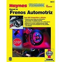 Manual de Frenos Automotriz Spanish Repair Manual (98910)
