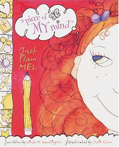 Just Plain Mel (Piece of My Mind Devotionals #1)
