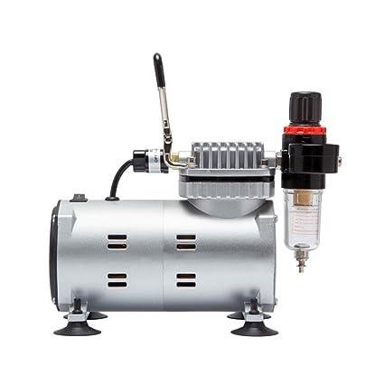 Vogvigo Compresor de aire portátil / impresión en el tanque / Cámara a prueba de herrumbre
