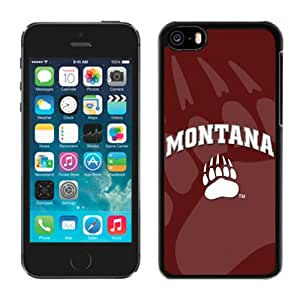 Sports Design Ncaa Big Sky Conference Montana Grizzlies Iphone 5c Case Cover 38765