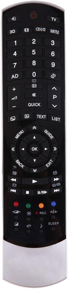Reemplazo del Control Remoto para Toshiba CT-90366 / CT-90388 TV Remote Control: Amazon.es: Hogar