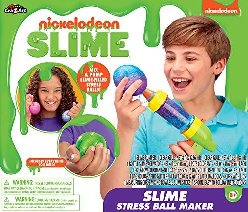 Nickelodeon Stress Ball Maker