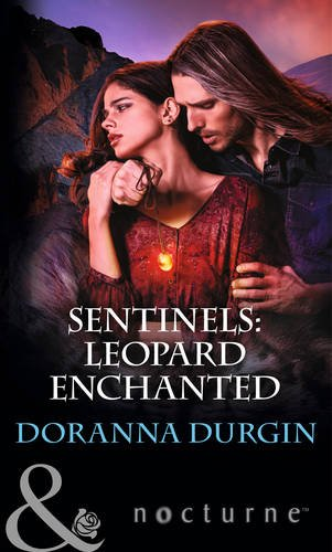 book cover of Leopard Enchanted