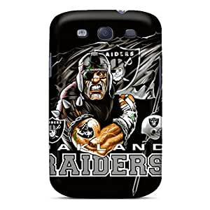 Davilacase Snap On Hard Case Cover Oakland Raiders Protector For Galaxy S3