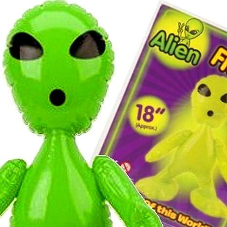 Spanish Trend vendedor - Alien hinchable ┃ Outside world ┃ Area ...
