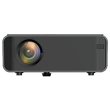 Garsent Mini Proyector, Full HD 1080P Proyectores de Video ...