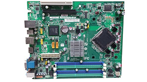 Refurbished Lenovo 03T7032 Thinkcentre M58 M58P LGA 775/Socket T DDR3 SDRAM Motherboard