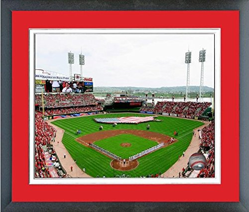 (Cincinnati Reds Great American Ball Park MLB Stadium Photo (Size: 13
