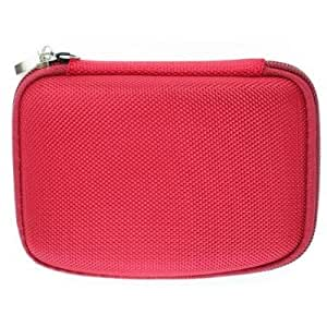 Neewer GPS Pouch/Case For screen up to 4.3inch(Red)