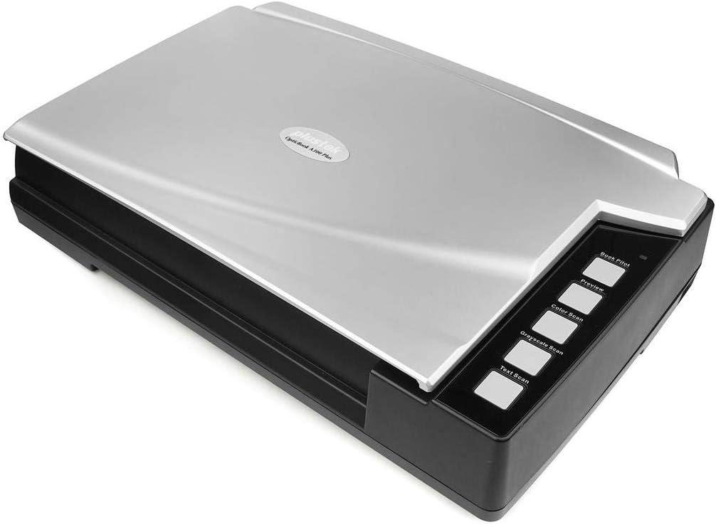 Plustek OpticBook A300 Plus A3/Tabloid Size Book Scanner: Electronics