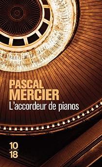 L'accordeur de pianos par Mercier