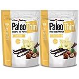 Paleo Thin Protein Powder (Vanilla Nut) (Grass-Fed Beef) w/Probiotics 4 lbs (Value Pack)