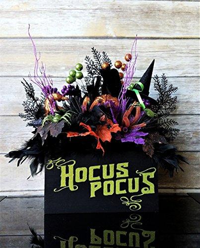 Hocus Pocus Halloween Centerpiece ()