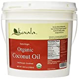 Kevala Organic Raw Coconut Oil 8lb