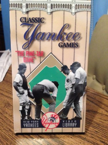 The Pine Tar Game - Yankee Classic Games