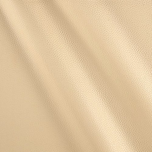 Fabric Cabo Faux Leather Beige Yard